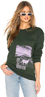 Paradised Escape Plan Crew Neck Sweatshirt