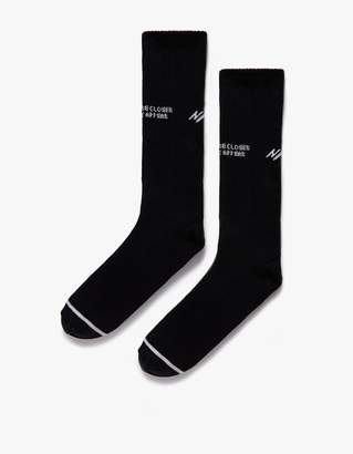 Sock / Forty-Seven in Black $18 thestylecure.com