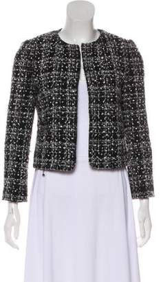 Alice + Olivia Embellished Long Sleeve Balzer