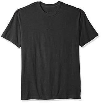 RVCA Men's OS Pigment Short Sleeve T-Shirt