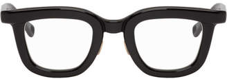 Native Sons Black Winfield Glasses