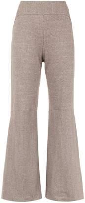 OSKLEN Eco Rib wide trousers