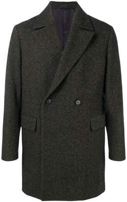 Theory double breasted coat