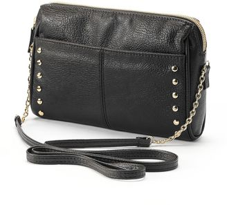 Apt. 9® Olivia Studded Crossbody Handbag $36 thestylecure.com