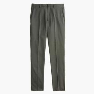 J.Crew Ludlow Slim-fit pant in microtexture stretch four-season wool