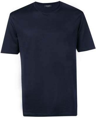 Ermenegildo Zegna short-sleeve fitted T-shirt