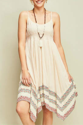 Entro Baby Doll Dress