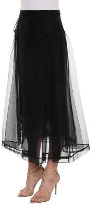 Simone Rocha Tulle Long Skirt