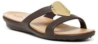 Crocs Sanrah Circle Wedge Sandal (Women)