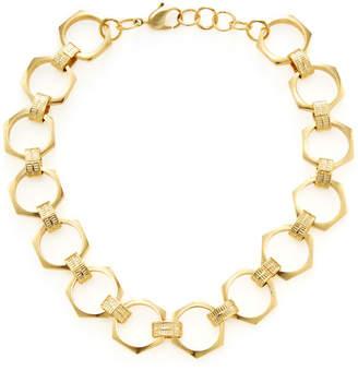 Ava & Aiden Link Statement Necklace
