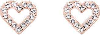 Ted Baker Edesiah Enchanted Heart Stud Earrings