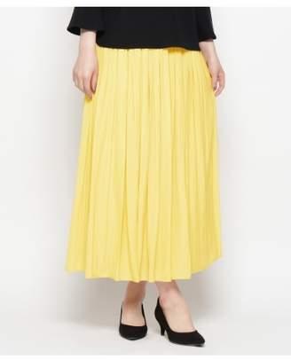 smartpink (スマートピンク) - スマートピンク [洗える]ギャザースカート