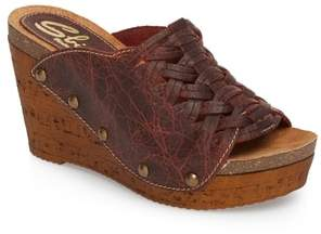 Sbicca Genesis Platform Wedge Sandal