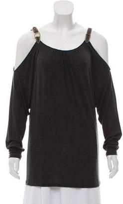Ralph Lauren Long Sleeve Woven Top