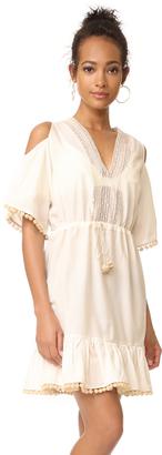 Holy Caftan Camila Cover Up Dress $297 thestylecure.com