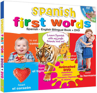 Bee Smart Spanish For Kids Bilingual Book And Free Dvd