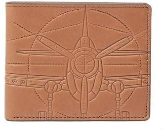 Fossil Axel Leather Wallet