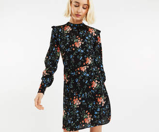 Oasis FRIEDA FRILL SHIFT DRESS
