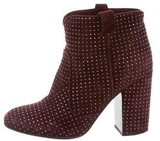 Laurence Dacade Pete Stud-Embellished Booties