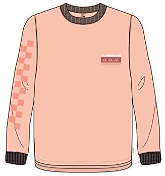 Quiksilver Men's SURF Class Long Sleeve TEE Shirt