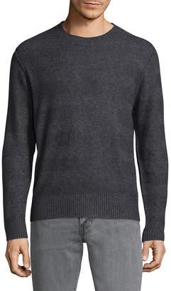 7 For All Mankind Seven Tonal Stripe Crewneck Sweatshirt