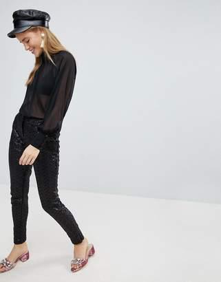 New Look Sequin Pants