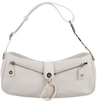Christian Dior Christian Dior Leather Shoulder Bag