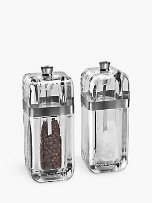 Cole & Mason Kempton Salt and Pepper Mill Set