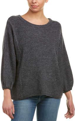Ella Moss Dolman Wool-Blend Sweater