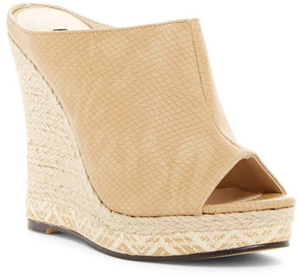 Michael Antonio Georgia Platform Wedge Mule $59 thestylecure.com