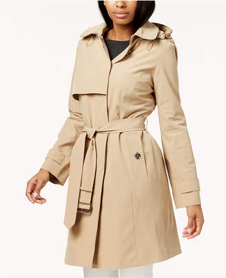 Michael Kors Belted Trench Coat