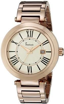 Freelook Unisex HA1134RG-9 Cortina Roman Numeral Rose Gold Watch
