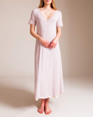 Paladini Jersey Galloncino Mabel Long Gown