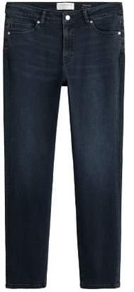 MANGO Violeta BY Slim-fit push up Mariah jeans