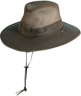 JCPenney Dorfman DPC Outdoor Design Weathered Outback Hat - Big