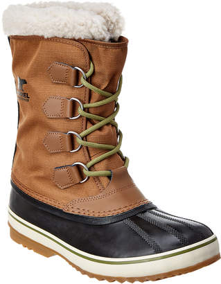 Sorel 1964 Pac Nylon Waterproof Boot