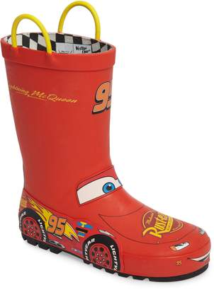 Western Chief Lightning McQueen Waterproof Rain Boot