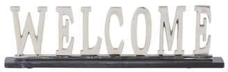 Gracie Oaks Gathers Modern Metal Kitchen Sign Letter blocks