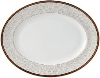 Wedgwood Byzance Oval Platter