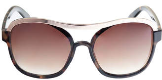 Riviera Full Frame Aviator UV Protection Sunglasses-Womens