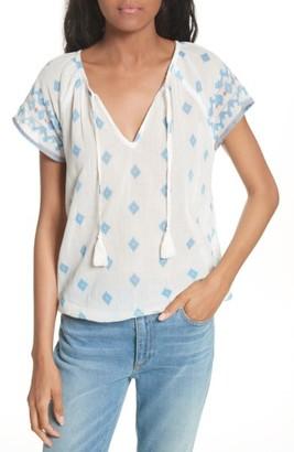 Women's Soft Joie Dolan Blouse $128 thestylecure.com
