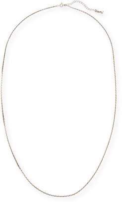 Saint Laurent Men's Chain Necklace with Logo Clasp