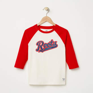 Roots Boys Dorval Baseball Top