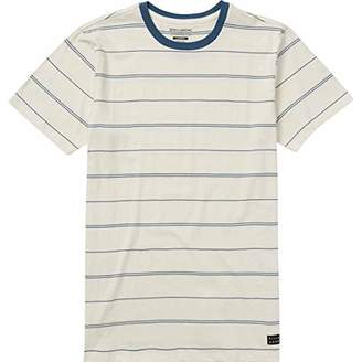 Billabong Men's Die Cut Stripe Crew