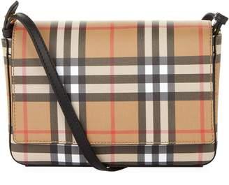Burberry Vintage Check Cross Body Bag