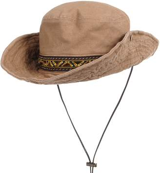 8f046422080 at Amazon Canada · WITHMOONS Boonie Bush Hat Aztec Pattern Wide Brim Side  Snap KR8752