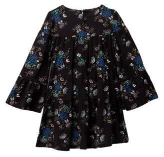 Harper Canyon Tiered Woven Dress (Little Girls & Big Girls)