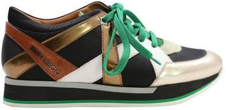 Jimmy Choo Leather trainers