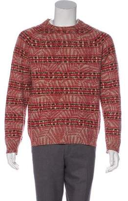 Dries Van Noten Wool Knit Sweater