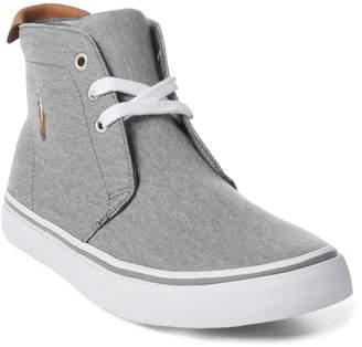 Polo Ralph Lauren Talin Embroidered Sneaker Boot(Men)